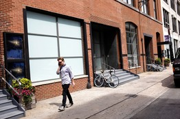 WSJ Article - Aug 10, 2012: Babcock Galleries is moving to Chelsea